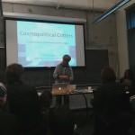 Donna Haraway holder foredrag